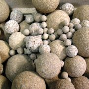 Detalle bolas corcho